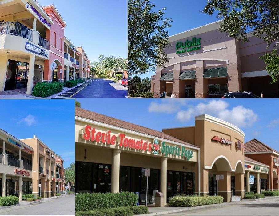 Pebblebrooke Shopping Center